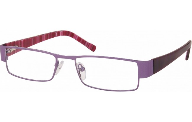 FRB purple frame with sprung arms