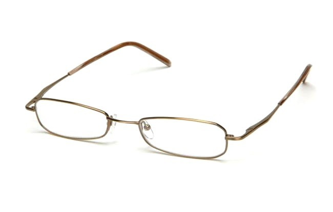 RGW full rim eyeglasses with different dioptre for each eye.