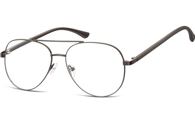 Type XD9 black aviator frame